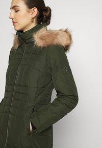 Calvin Klein - ESSENTIAL COAT - Winter coat - dark olive - 6