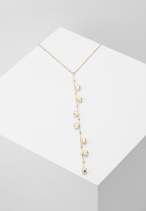 JUNE CHARM PENDANT NECK - Necklace - gold-coloured