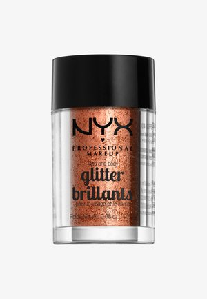 FACE & BODY GLITTER - Glitter & jewels - 4 copper