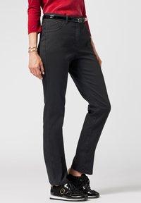 BRAX - STYLE INA - Slim fit jeans - black - 2