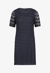 Betty Barclay - MIT RUNDHALSAUSSCHNITT - Day dress - dunkelblau - 2