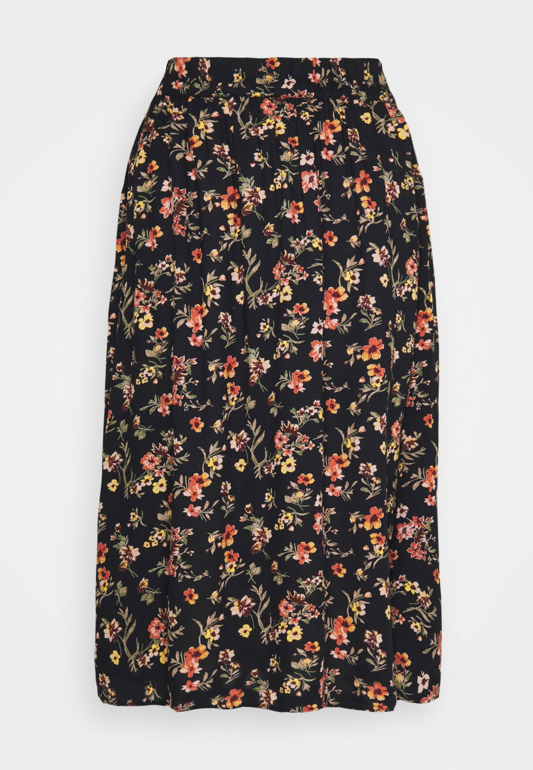 Women PCCARLA MIDI SKIRT - A-line skirt