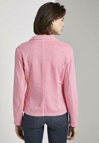 TOM TAILOR - Blazer - light pink - 2