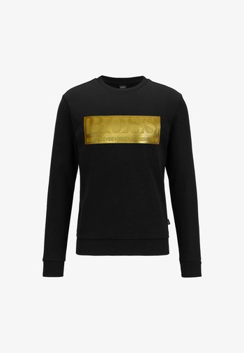 SALBO BATCH Z - Long sleeved top - black