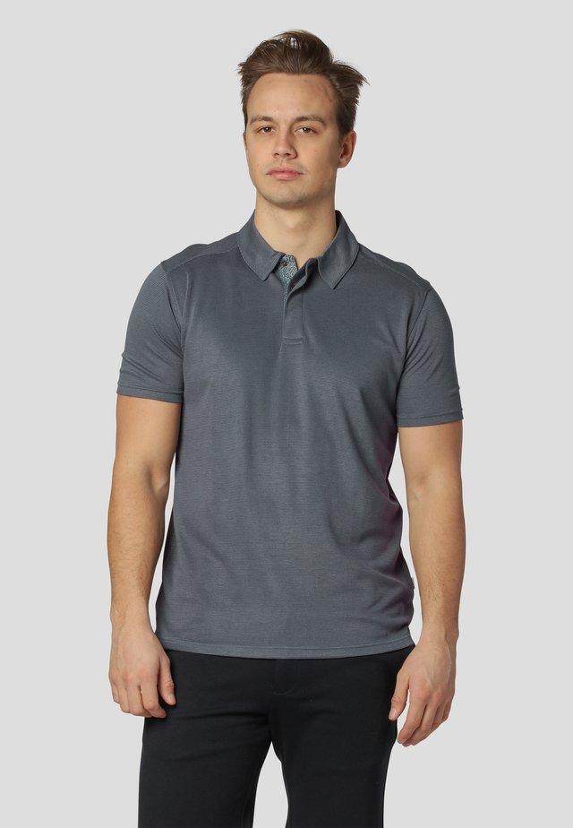 Polo shirt - magnet grey
