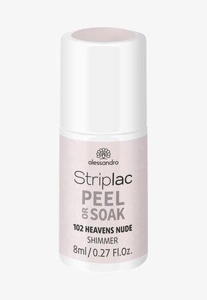 STRIPLAC PEEL OR SOAK UV LAMP - Nail polish - heavens nude
