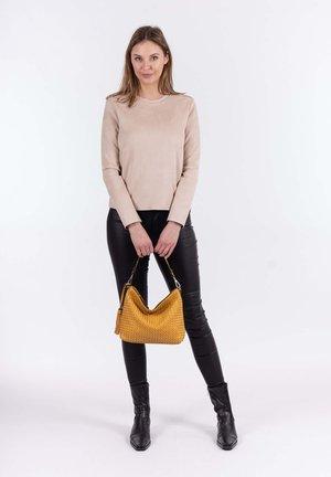 CARMEN - Käsilaukku - yellow