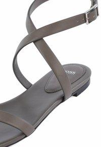 BOSS - LUCY  - Sandals - dark green - 6