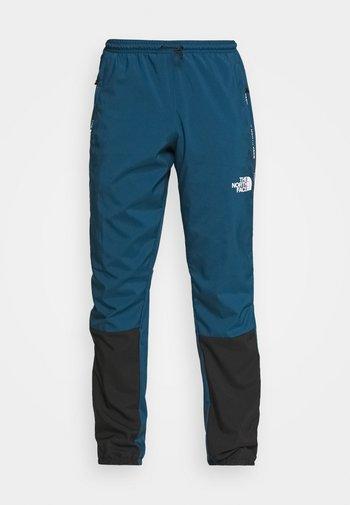 PANT - Träningsbyxor - monterey blue/black