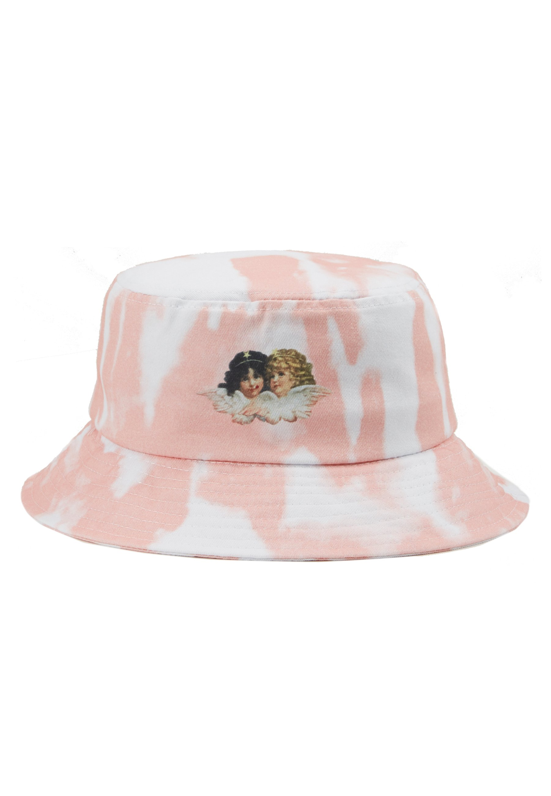 Fiorucci Tie Dye Bucket Hat Hat Pink Light Pink Zalando Co Uk