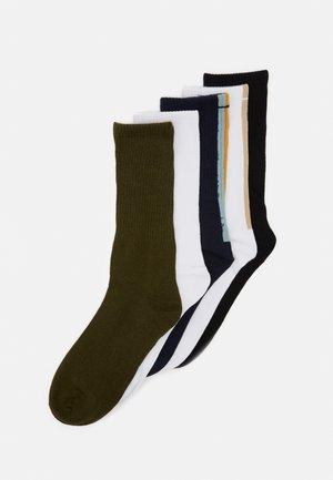 JACTHOR TENNIS SOCK 5 PACK - Socks - navy blazer