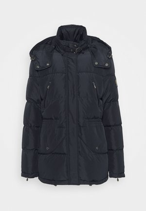 VALE JACKET - Down coat - dark ink