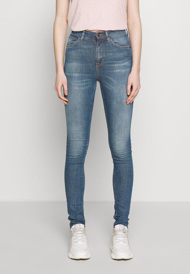 HIGHTOP TILDE - Jeans Skinny Fit - blue denim