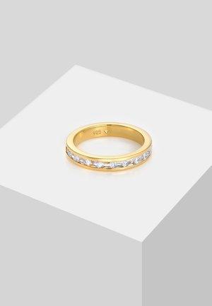 ZIRKONIA KRISTALLE  - Ring - gold