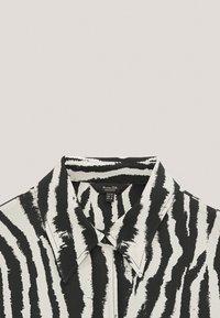 Massimo Dutti - Shirt dress - brown - 5