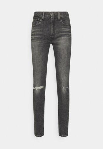 519™ EXT SKINNY HI BALLB - Jeans Skinny Fit - monarda split up dx adv