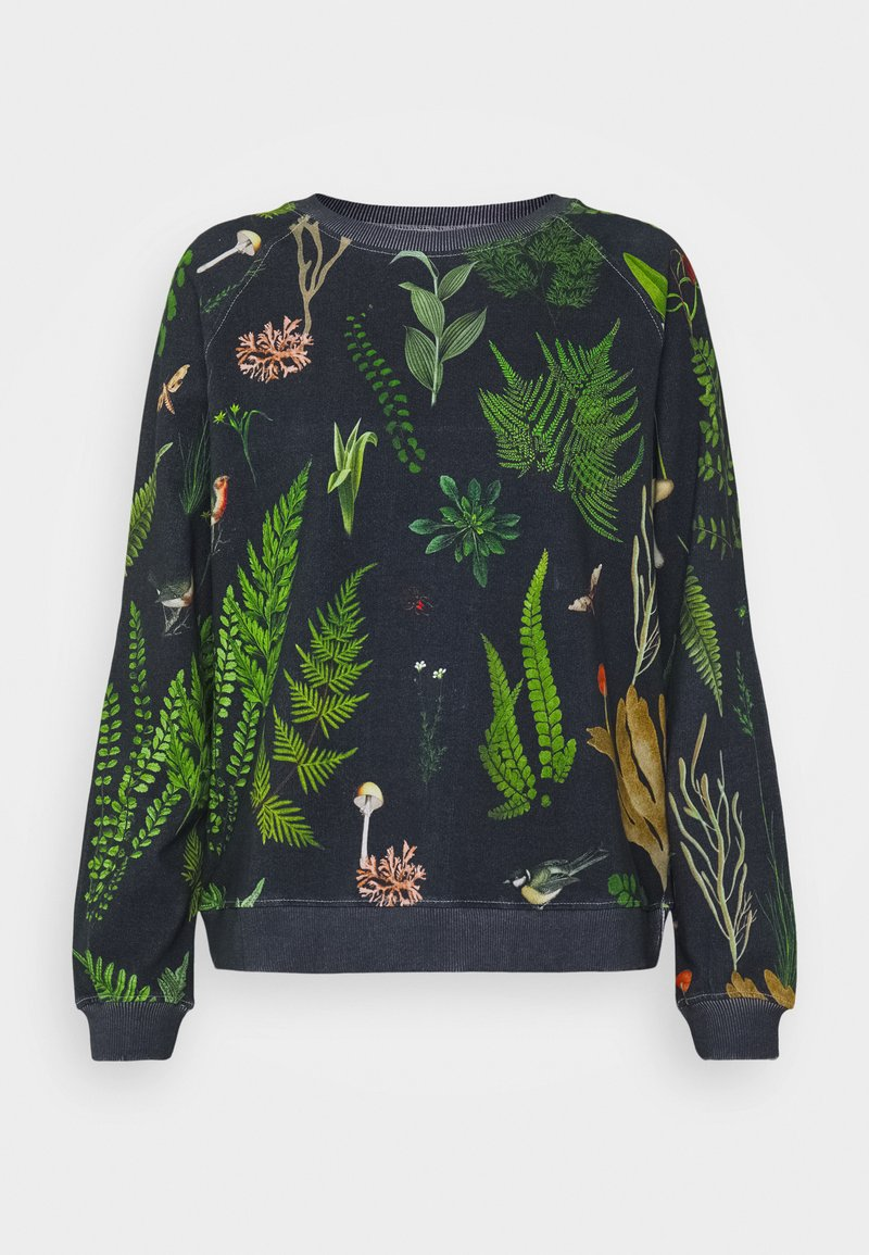Dedicated - YSTAD RAGLAN SECRET GARDEN - Sweatshirt - multi coloured