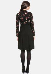 Vive Maria - EVA S  - Day dress - schwarz allover - 2