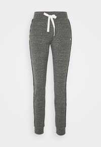 Champion - CUFFED PANTS - Tracksuit bottoms - mottled grey - 3