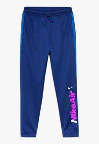 Nike Sportswear - AIR TRACKSUIT - Giacca sportiva - deep royal blue/game royal/white - 2