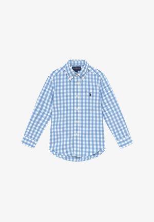 Shirt - blue lagoon