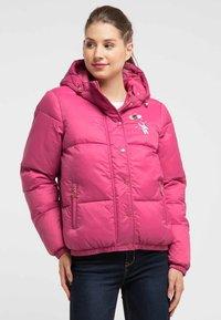 myMo - Winter jacket - rose - 0