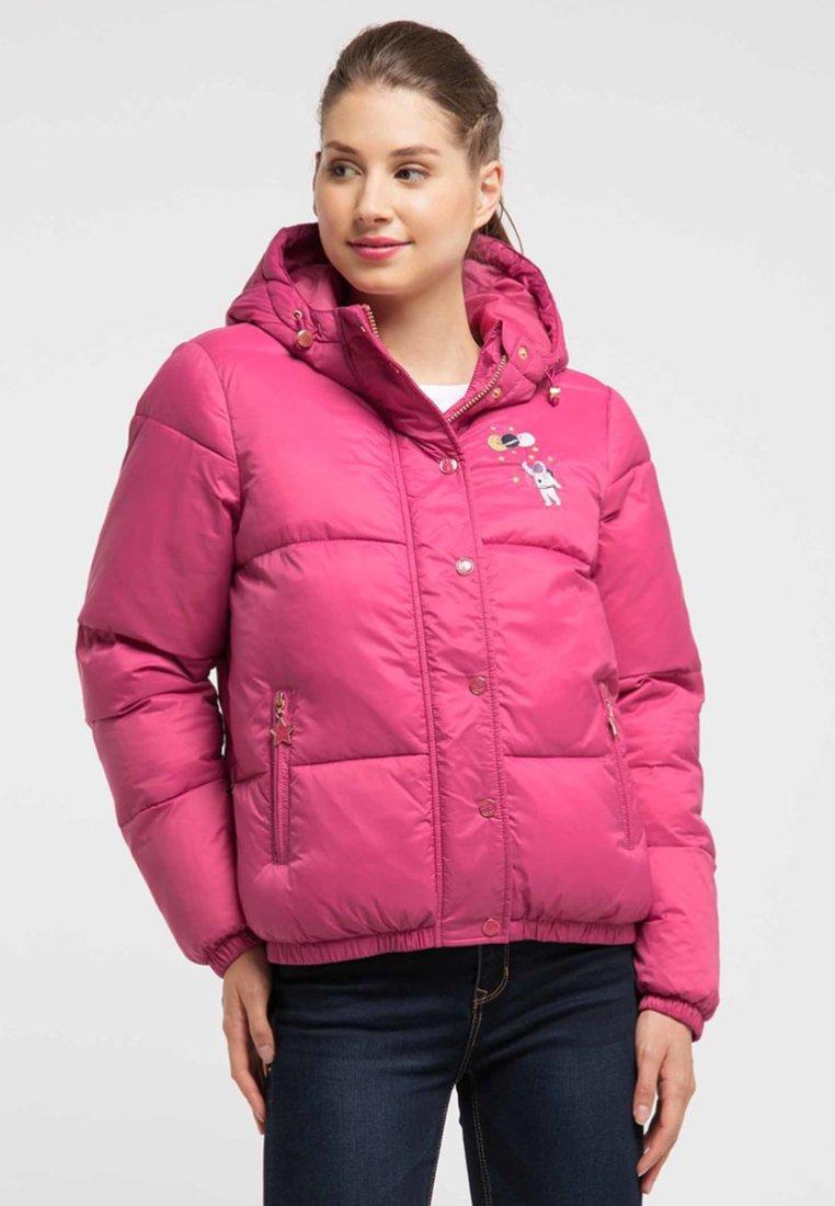 myMo - Winter jacket - rose