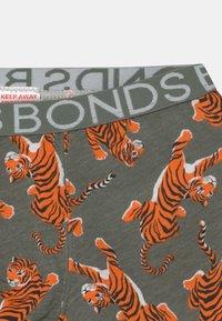 Bonds - 3 PACK - Boxerky - multi coloured/dark green - 3