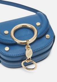 See by Chloé - Mara mini shoulder bag - Across body bag - moonlight blue - 7