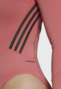 adidas Performance - Leotard - pink - 4