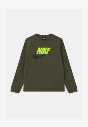PLUS CLUB CREW - Sweatshirt - khaki