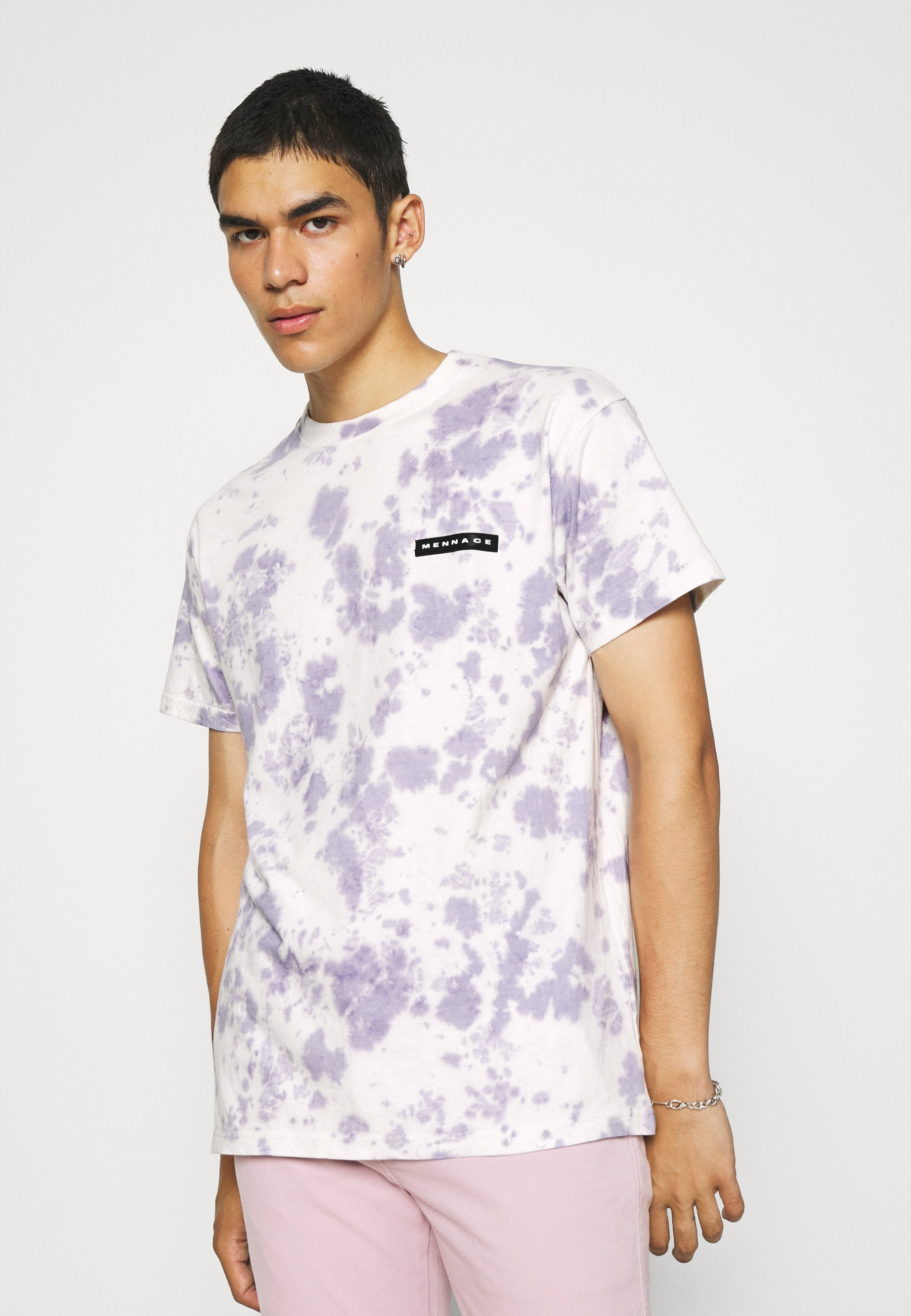 Women SUNDAZE TIE DYE REGULAR UNISEX - Print T-shirt