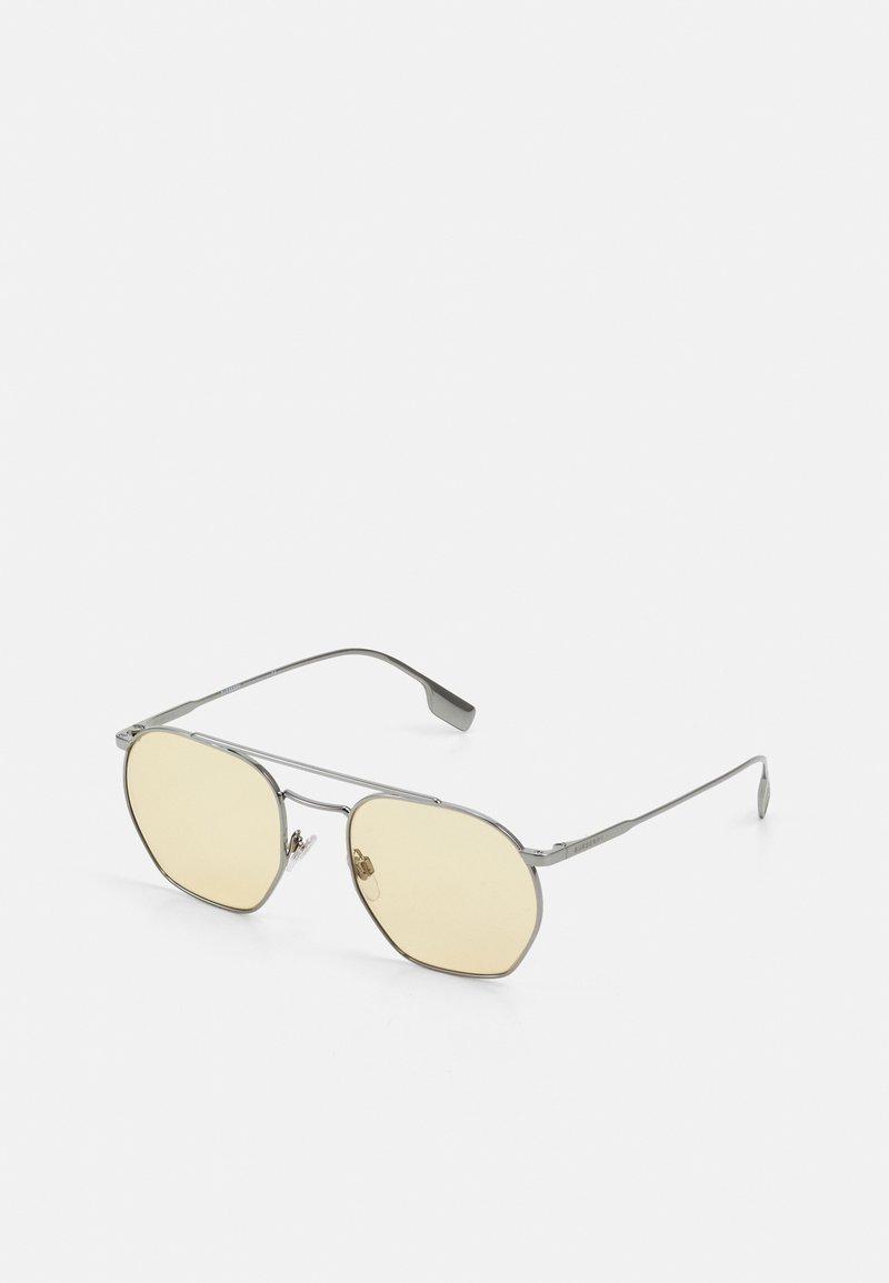 Burberry - UNISEX - Okulary przeciwsłoneczne - gunmetal