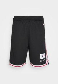 Champion - BERMUDA - Sports shorts - black - 3