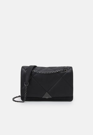 NOELLEBORSA CROSSBODY - Across body bag - nero