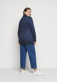 Ragwear Plus - NESKA PLUS - Sweatshirt - navy - 2