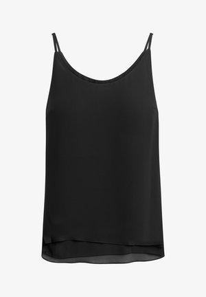 SRANNA SINGLET - Top - black