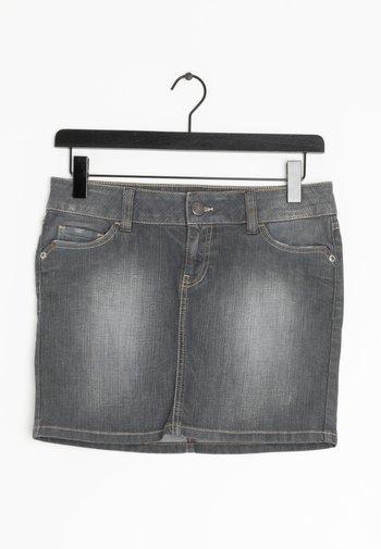 Spódnica jeansowa - grey