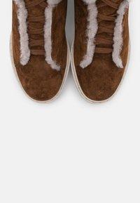Kennel + Schmenger - HIKE - Platform ankle boots - castoro - 5