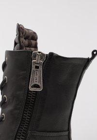Replay - EVY - Cowboy/biker ankle boot - black - 2