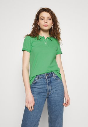 SOLIDS - Polo shirt - green