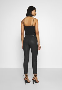Sisley - TROUSERS - Jeans Skinny Fit - black - 2