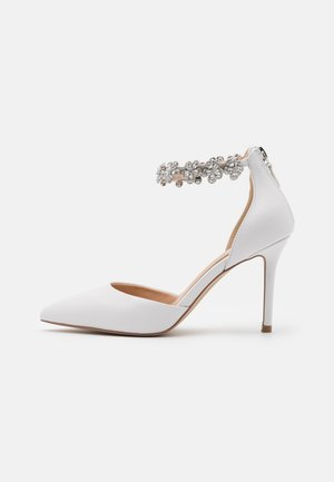 DELILAH - Klassiske pumps - white