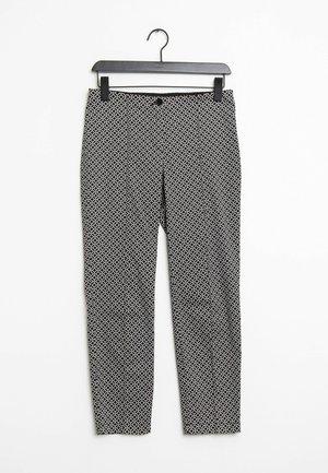 Trousers - black, white