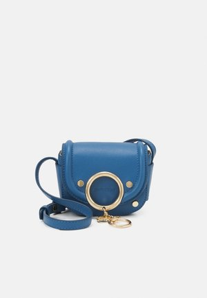 Mara mini shoulder bag - Across body bag - moonlight blue