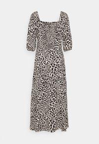 b.young - JOELLA SMOCK DRESS  - Day dress - birch - 6