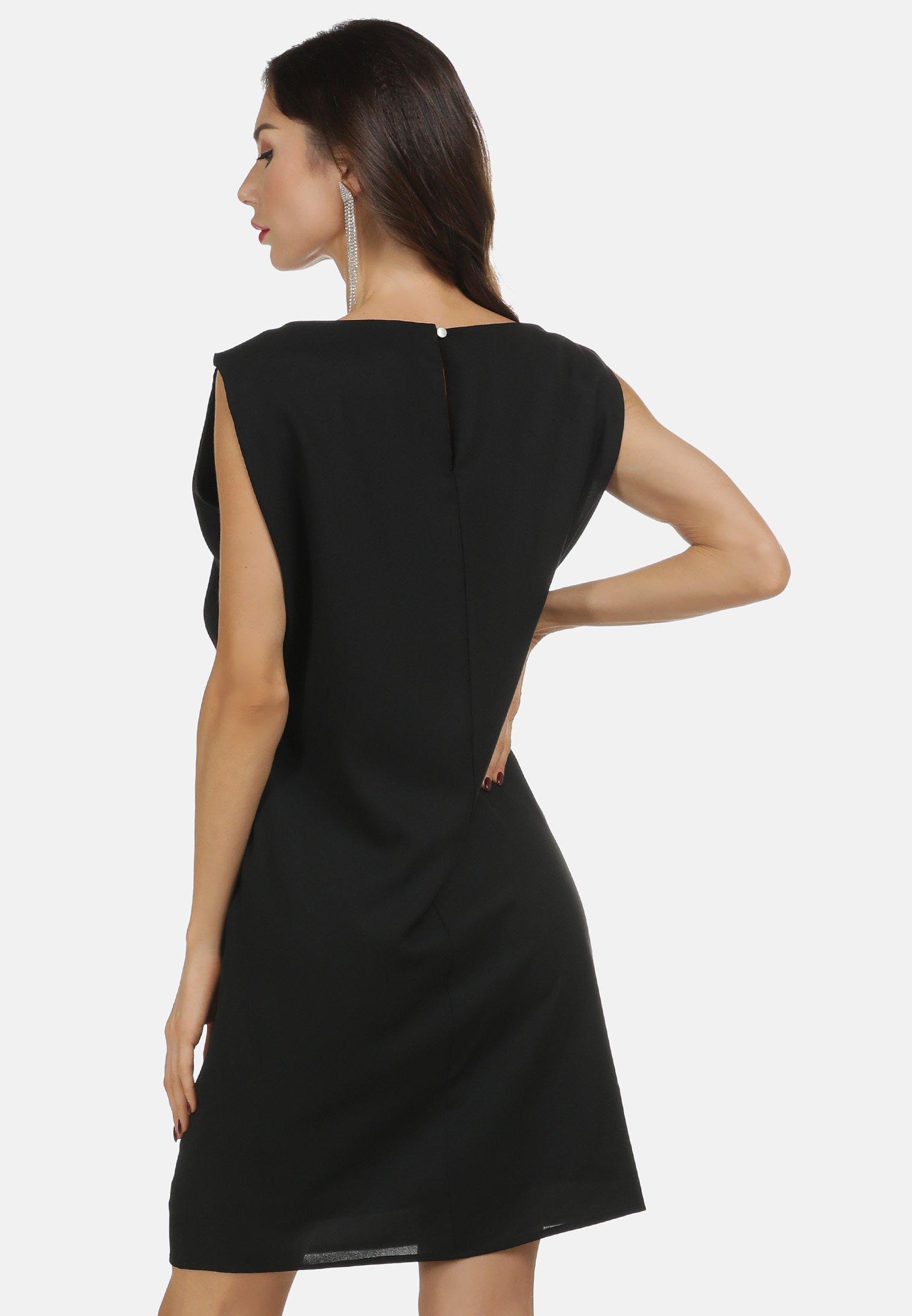 Factory Outlet Women's Clothing faina Day dress schwarz oPLZBk1Wr