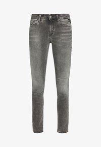 Replay - NEWLUZ HYPERFLEX - Jeans Skinny Fit - grey - 3