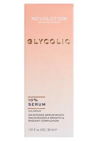 Revolution Skincare - 10% GLYCOLIC ACID GLOW SERUM - Serum - - - 1