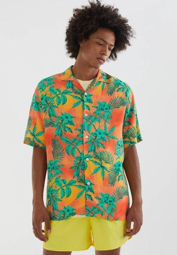 Shirt - bordeaux